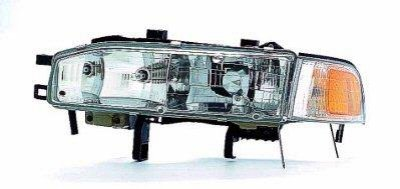 1993 Honda Accord Left Driver Side Replacement Headlight