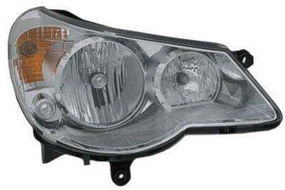 Chrysler Sebring Sedan 2007 2010 Right Penger Side Replacement Headlight