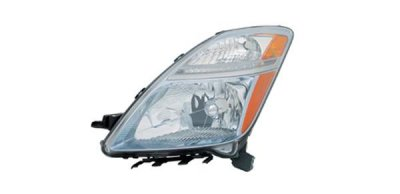 Toyota Prius 2006-2009 Left Driver Side Replacement Headlight