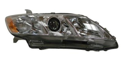 2008 Toyota Camry Right Passenger Side Replacement Headlight