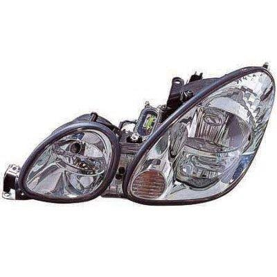 Lexus GS300 2001 Left Driver Side Replacement Headlight