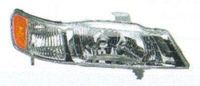 Honda Odyssey 1999-2004 Right Passenger Side Replacement Headlight