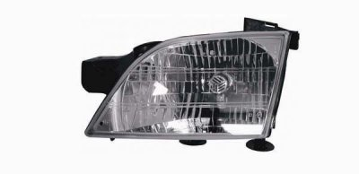 Oldsmobile Silhouette 1997-2004 Left Driver Side Replacement Headlight