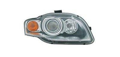 Audi A4 Cabrio 2007-2009 Right Passenger Side Replacement Headlight