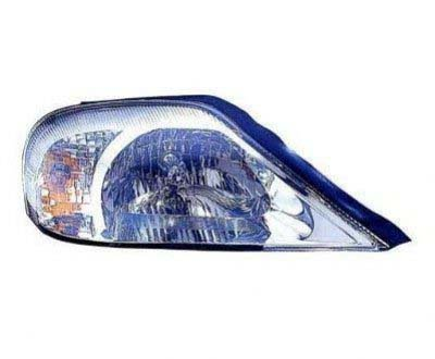 Mercury Sable 2003 2005 Right Penger Side Replacement Headlight A128ps0n104 Topgearautosport