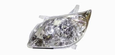 Pontiac Vibe 2005 2008 Left Driver Side Replacement Headlight