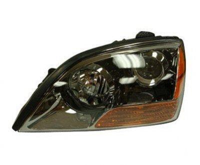 Kia Sorento 2007 Left Driver Side Replacement Headlight