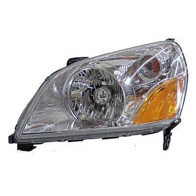 Honda Pilot 2003-2005 Left Driver Side Replacement Headlight