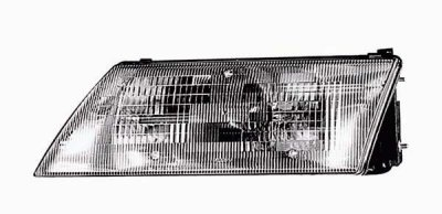 Nissan 200SX 1995-1997 Left Driver Side Replacement Headlight