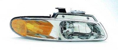 Chrysler Voyager 1996-1999 Right Passenger Side Replacement Headlight