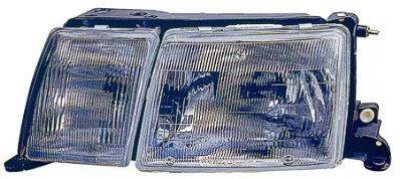 Lexus LS400 1990-1992 Left Driver Side Replacement Headlight