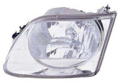 Ford F150 2001-2003 Left Driver Side Replacement Headlight