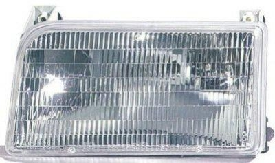 Ford F250 HD 1997-1998 Left Driver Side Replacement Headlight