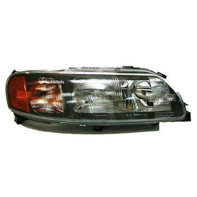 Volvo V70 2001 2004 Right Penger Side Replacement Headlight A128o7oz104 Topgearautosport