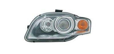 Audi A4 Cabrio 2007-2009 Left Driver Side Replacement Headlight