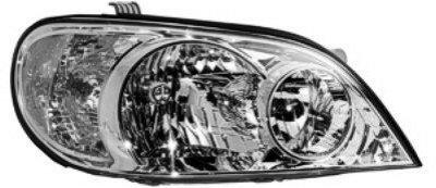 Kia Sedona 2002 2005 Right Penger Side Replacement Headlight