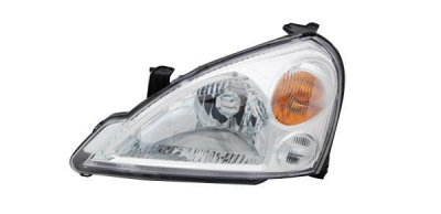 Suzuki Aerio 2002-2007 Left Driver Side Replacement Headlight
