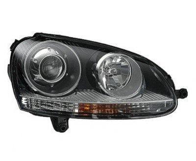 Vw Jetta 2005 2010 Right Penger Side Replacement Headlight A128g70q104 Topgearautosport