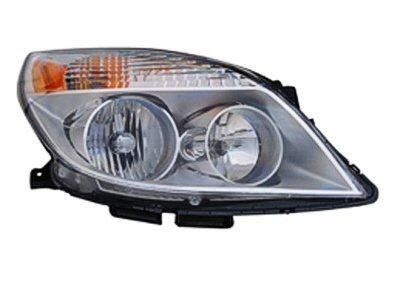 2009 Saturn Aura Right Passenger Side Replacement Headlight