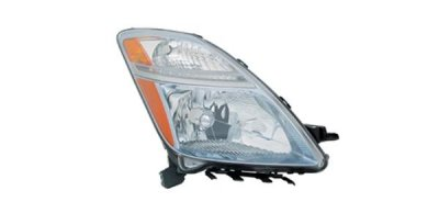 Toyota Prius 2006-2009 Right Passenger Side Replacement Headlight