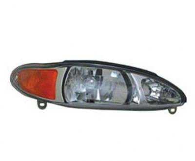 Ford Escort 1997-2002 Right Passenger Side Replacement Headlight