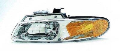 Chrysler Voyager 1996-1999 Left Driver Side Replacement Headlight
