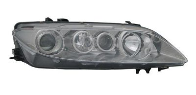 Mazda 6 2003-2005 Right Passenger Side Replacement Headlight