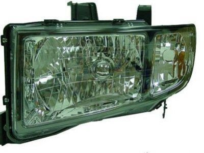 Honda Ridgeline 2006-2008 Left Driver Side Replacement Headlight
