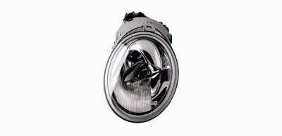 VW Beetle 1998-2005 Left Driver Side Replacement Headlight