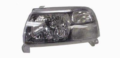 Suzuki Grand Vitara 2004-2005 Left Driver Side Replacement Headlight