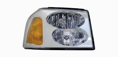 GMC Envoy 2002-2008 Right Passenger Side Replacement Headlight