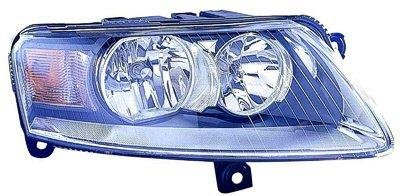 Audi A6 2005-2008 Right Passenger Side Replacement Headlight