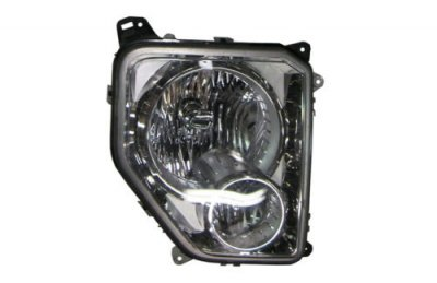 Jeep Liberty 2008 2017 Right Penger Side Replacement Headlight