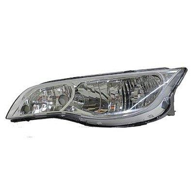 Saturn lon Coupe 2003-2007 Left Driver Side Replacement Headlight