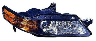 Acura TL 2006 Right Passenger Side Replacement Headlight