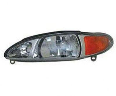 Ford Escort 1997-2002 Left Driver Side Replacement Headlight