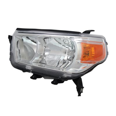 2010 Toyota 4Runner Left Driver Side Replacement Headlight