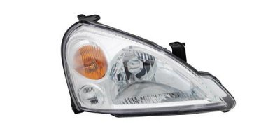 Suzuki Aerio 2002-2007 Right Passenger Side Replacement Headlight