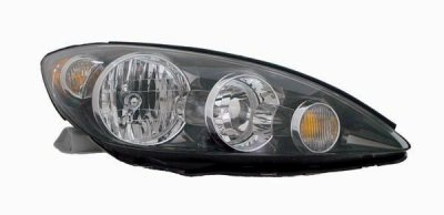 toyota camry se 2005 2006 right passenger side replacement headlight a128by. Black Bedroom Furniture Sets. Home Design Ideas