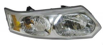Saturn lon Sedan 2003-2007 Right Passenger Side Replacement Headlight