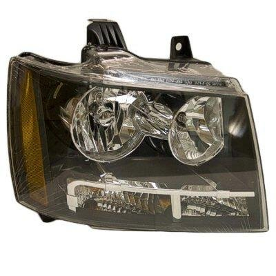 Chevy Suburban 2007-2014 Right Passenger Side Replacement Headlight