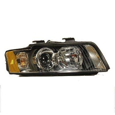 Audi S4 2003-2005 Right Passenger Side Replacement Headlight