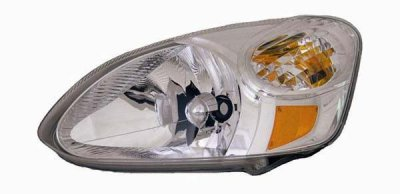 Toyota Echo 2003-2005 Left Driver Side Replacement Headlight