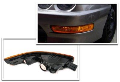 Acura Integra 1998-2001 Bumper Lights Amber