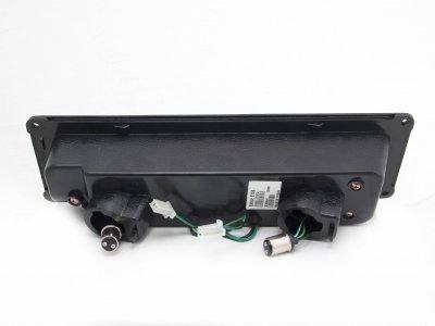 GMC Sierra 2500 1994-1998 LED Bumper Lights Black