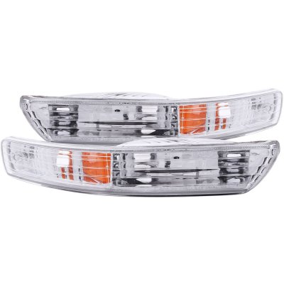 Acura Integra 1998-2001 Bumper Lights Chrome