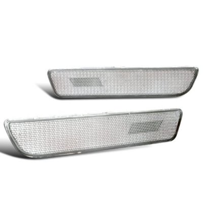 Ford Mustang 2005-2009 Clear Rear Bumper Lights