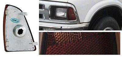Chevy S10 1994-1997 Smoked Corner Lights
