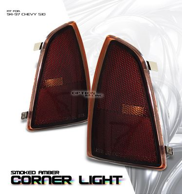 Chevy S10 1994-1997 Smoked Corner Lights