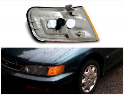 Honda Accord 1994-1997 Amber Corner Lights